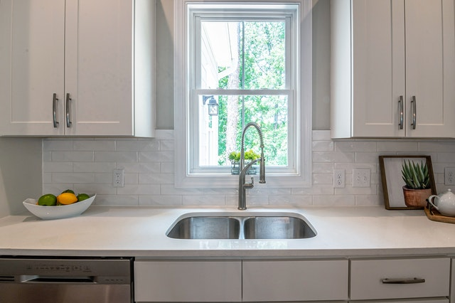 8 Inspirasi Desain Dapur Kecil Minimalis