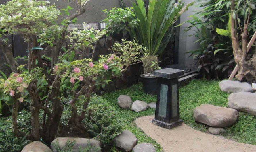 Cara Membuat Taman Idaman di Rumah Anda