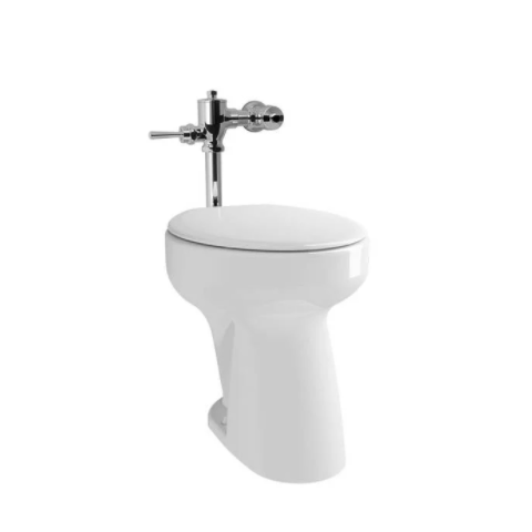 Contoh Single Bowl Toilet tanpa tangki air– Toto C51/T150NL (Toto Indonesia)